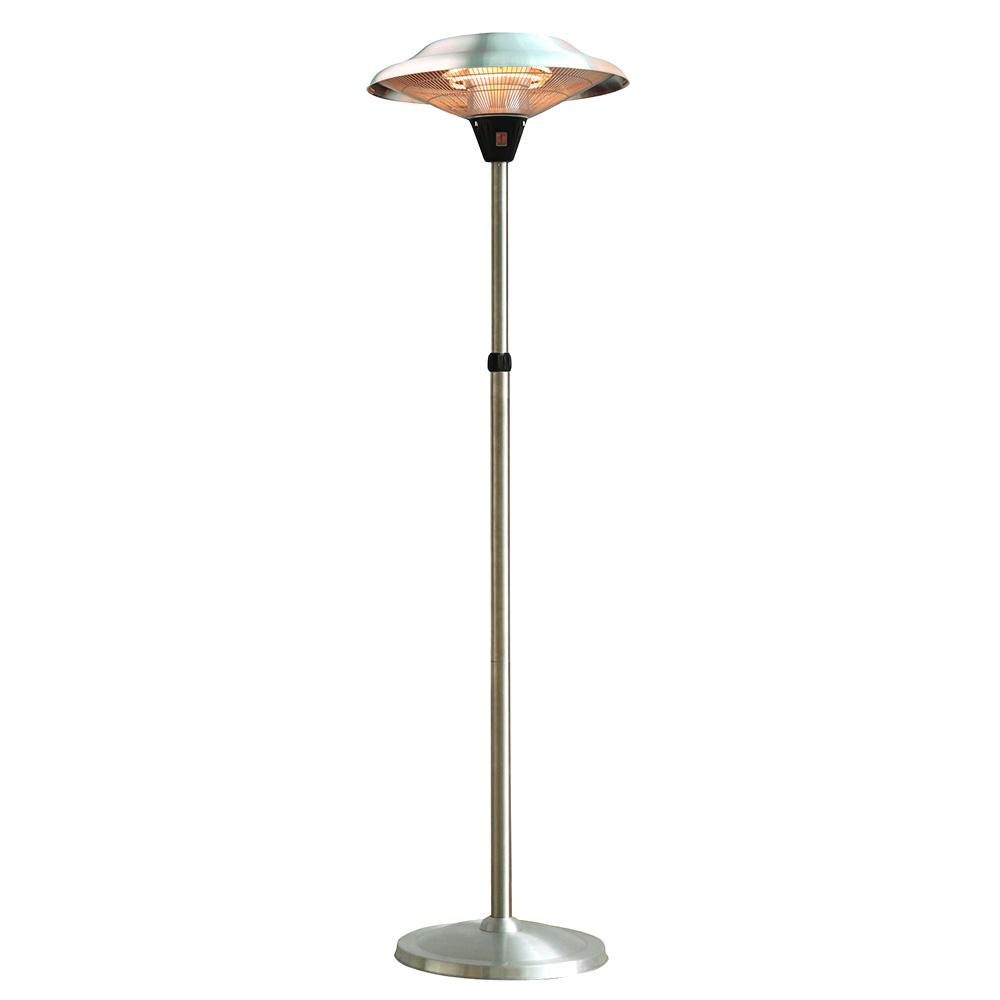 parasol chauffant lectrique r glable. Black Bedroom Furniture Sets. Home Design Ideas