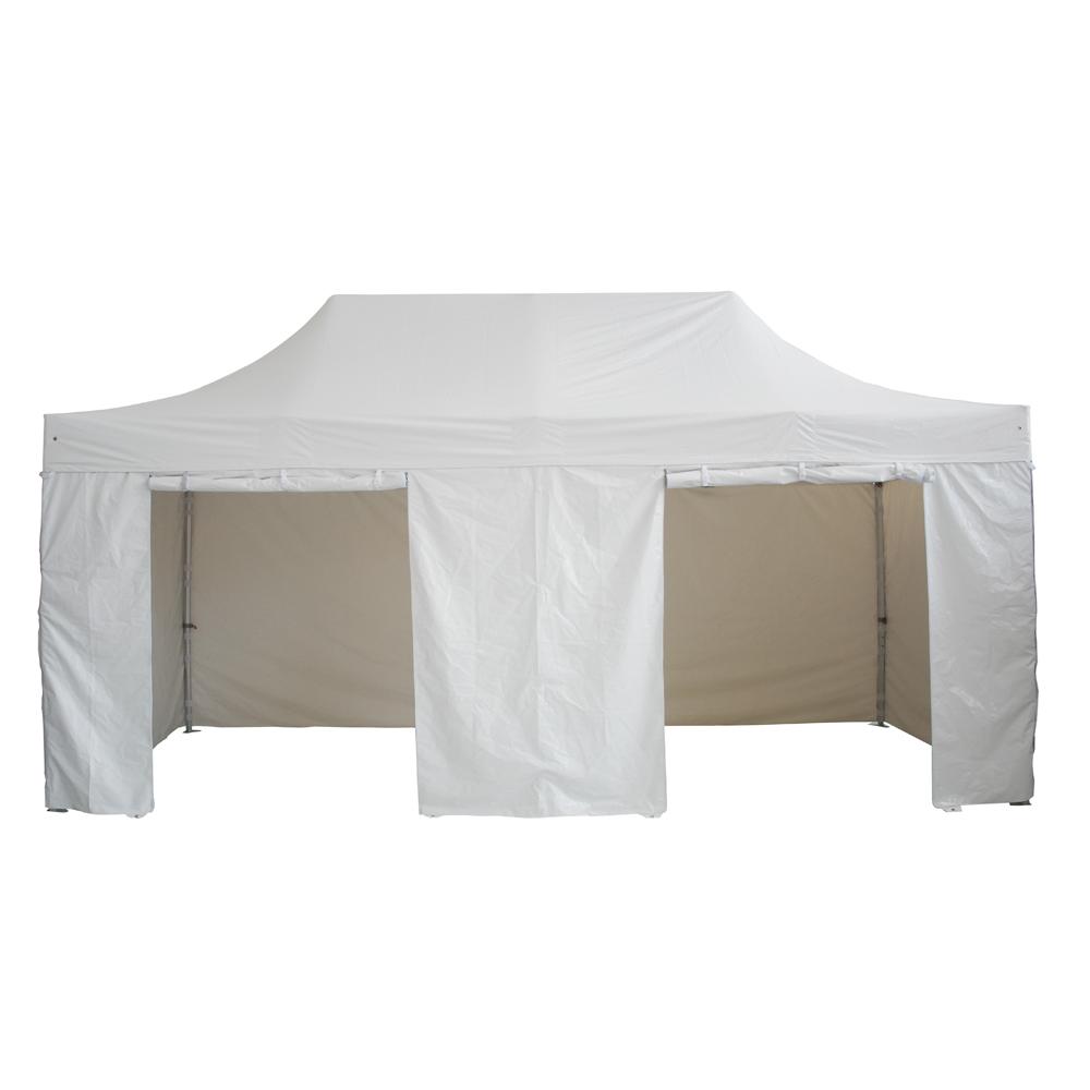 barnum pliant pro 3x6 pack complet alu 50 pvc 520g m. Black Bedroom Furniture Sets. Home Design Ideas